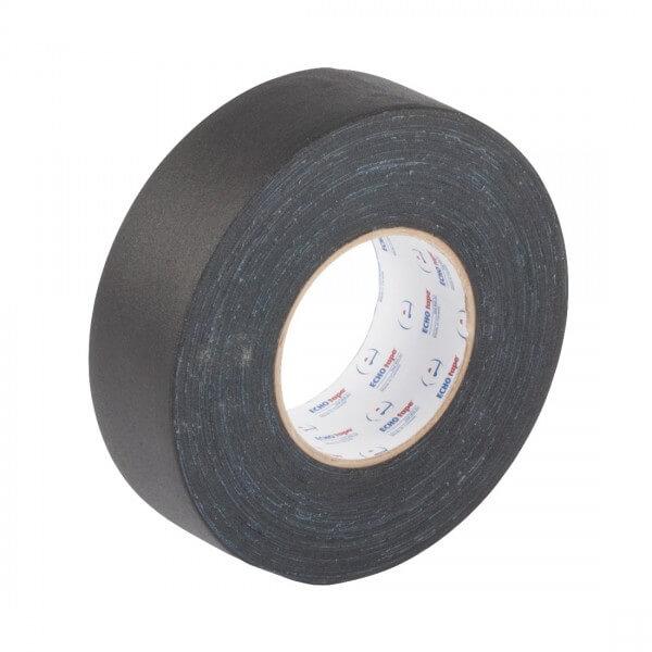 Cl W6033 Vinyl Coated Black Gaffer S Tape Echotape