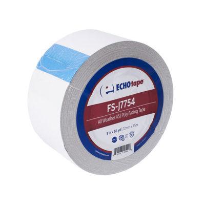 FS-J7754 All Temperature ASJ (Poly) Insulation Tape | ECHOtape