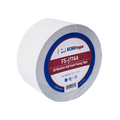 FS-J7744 All Temperature ASJ (Kraft) Insulation Tape | ECHOtape